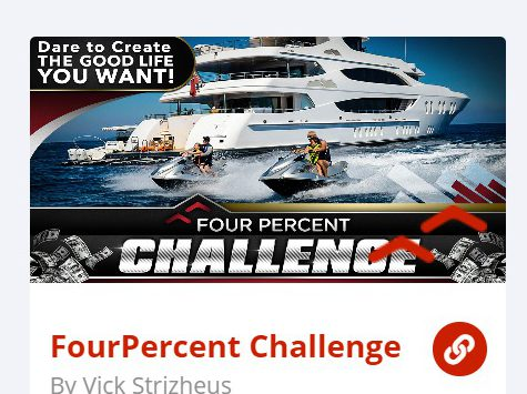 The Four Percent Challenge